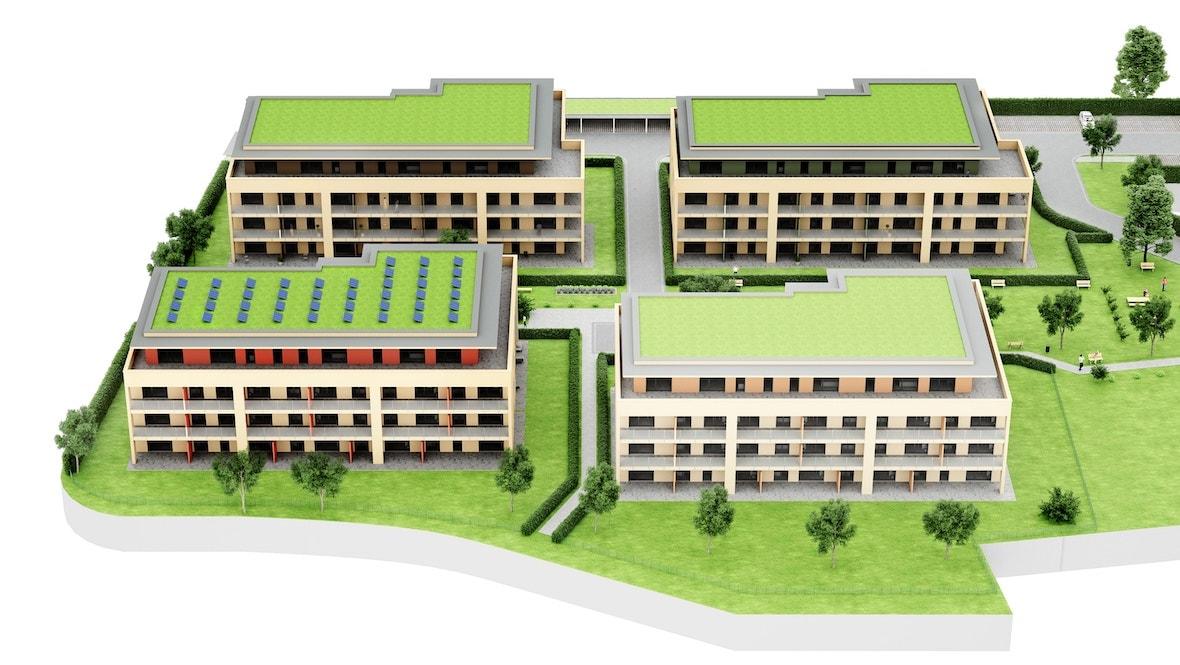 Wohnpark Raaba Häuser Auswahl Haus 4