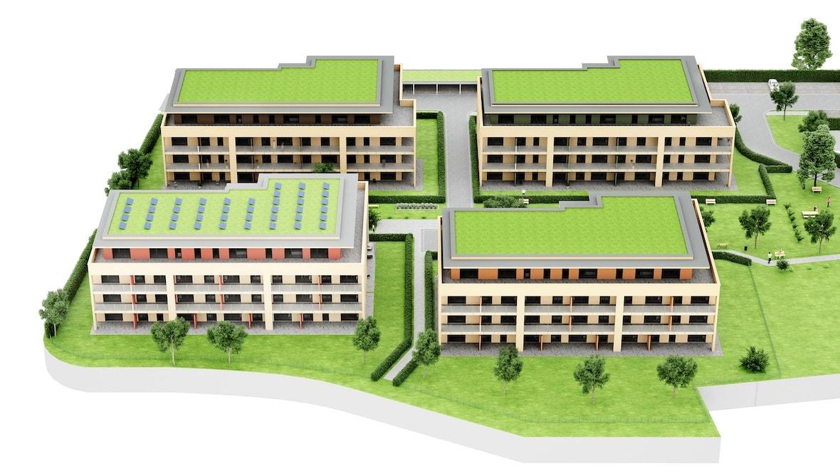 Wohnpark Raaba Häuser Auswahl Haus 5