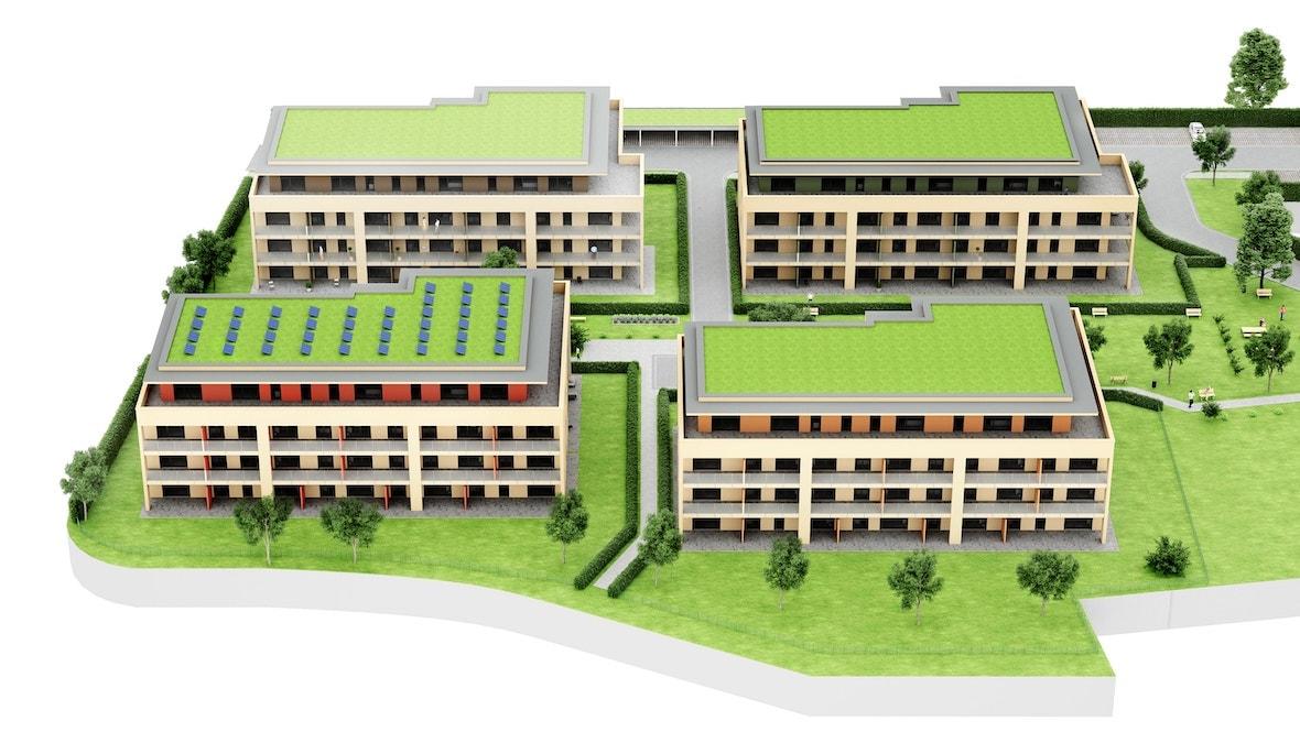 Wohnpark Raaba Häuser Auswahl Haus 6