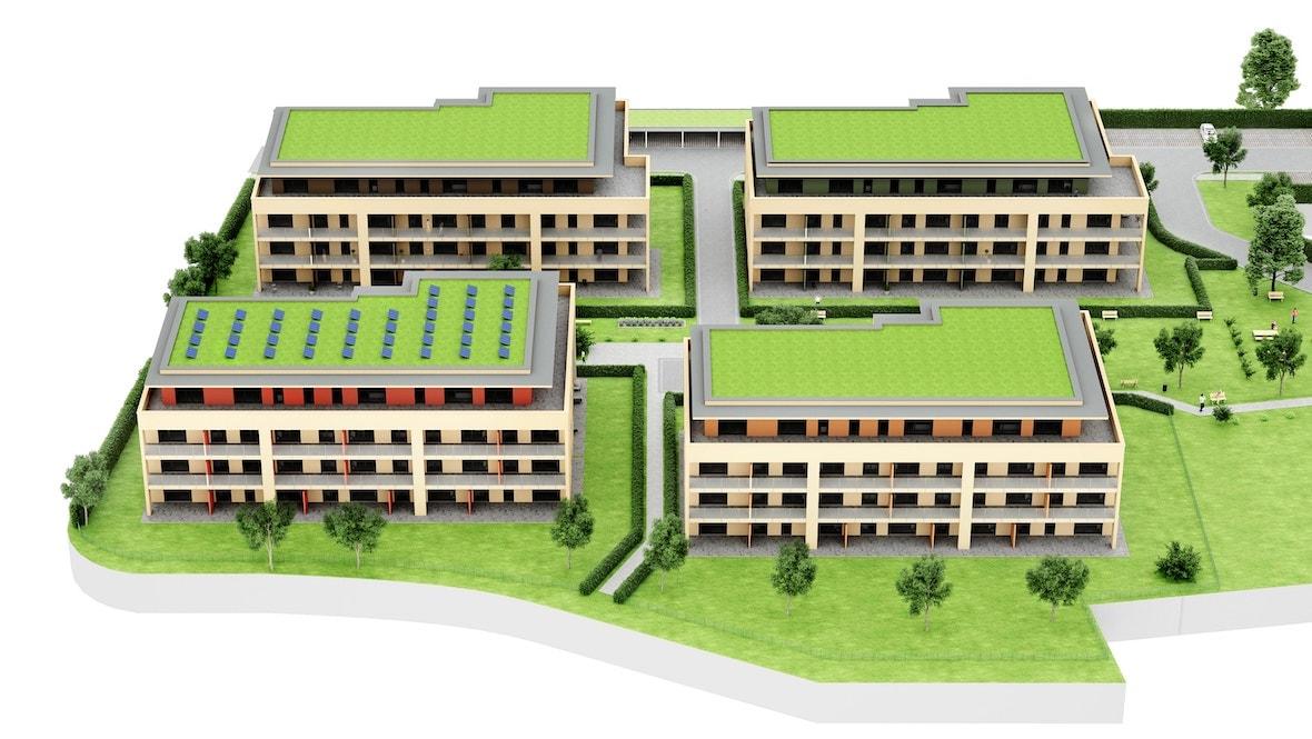 Wohnpark Raaba Häuser Auswahl